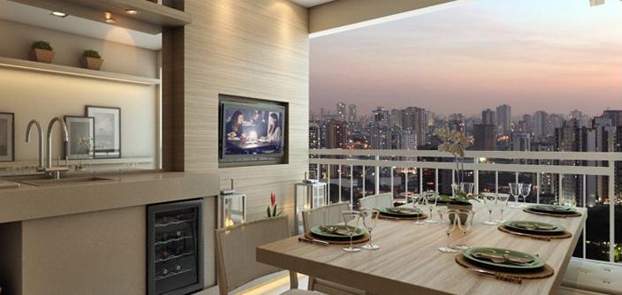 Gamaro 4 vantagens em optar por um apartamento com espaco gourmet